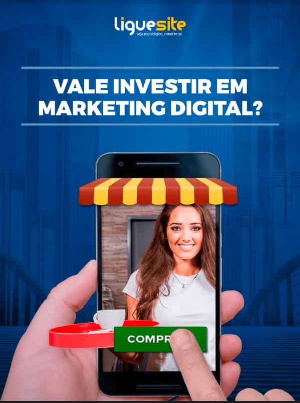E-book vale investir em marketing digital