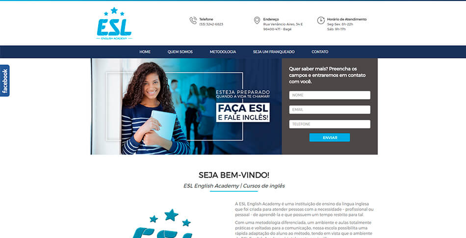 agência cria sites com qualidade e especialidade